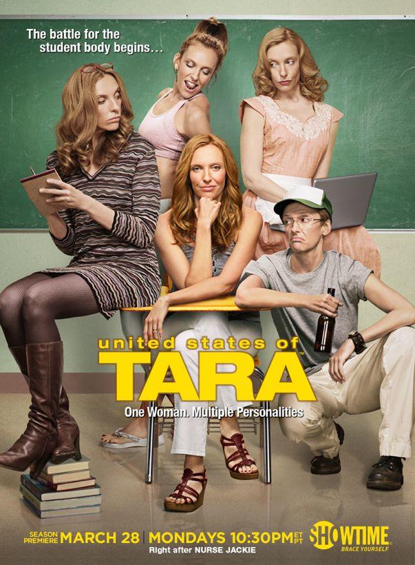 United States of Tara [Saison 03 VOSTFR] [01 à 12] [FS] [US]