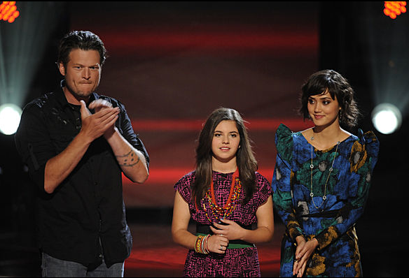 the voice tv show xenia. Team Blake for the semifinals: